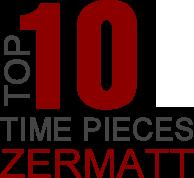 TOP 10 Luxury Watch Stores in Zermatt
