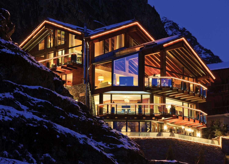 Chalet Peak Zermatt