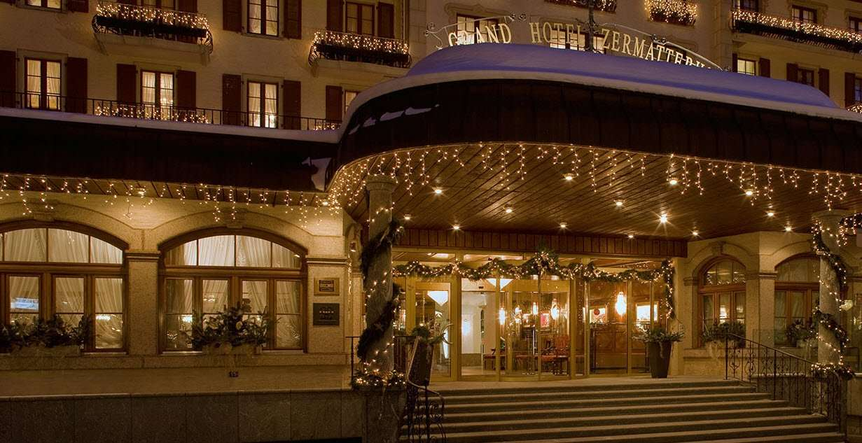 Visit The Grand Hotel Zermatterhof Website