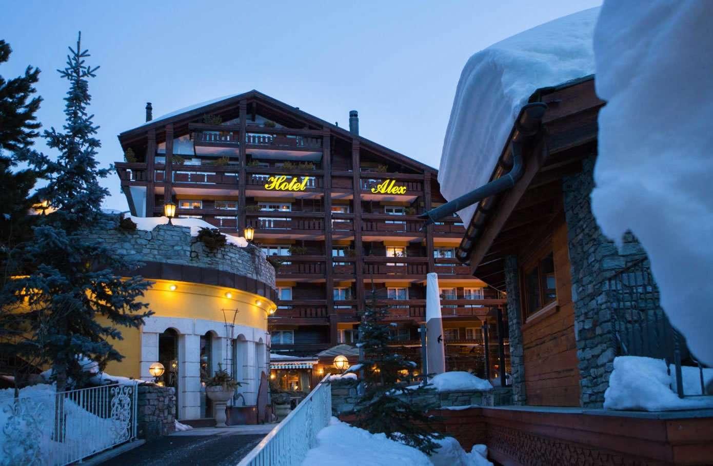 Visit the HOTEL ALEX