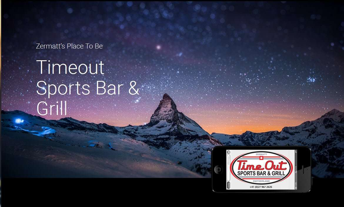 Timeout Sports Bar & Grill