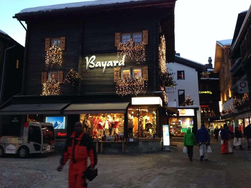 Visit Bayard Sport