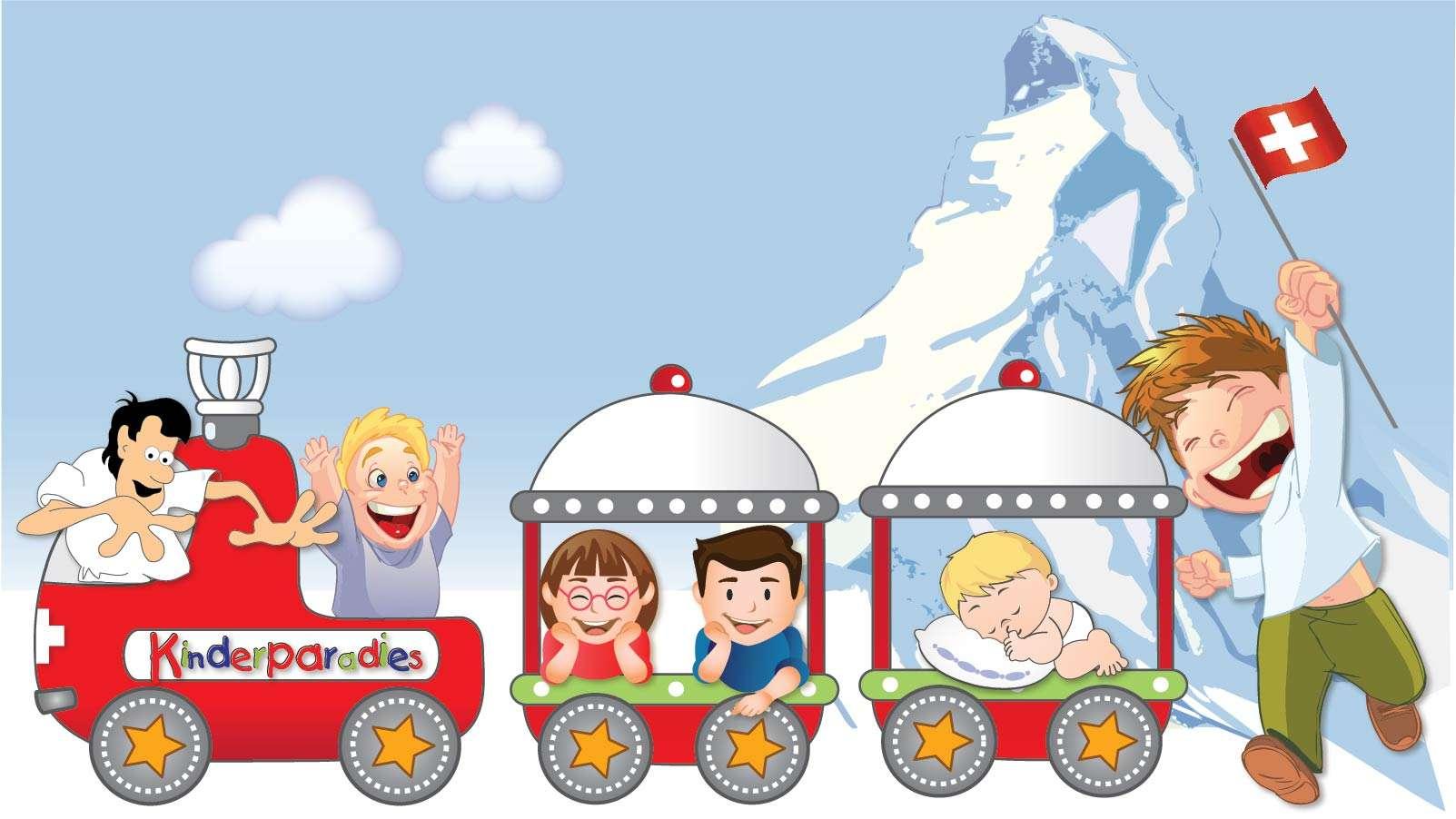 Visit The Kinderparadies Website